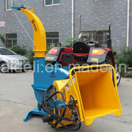 Hydralic Feeder Bx Wood Chipper
