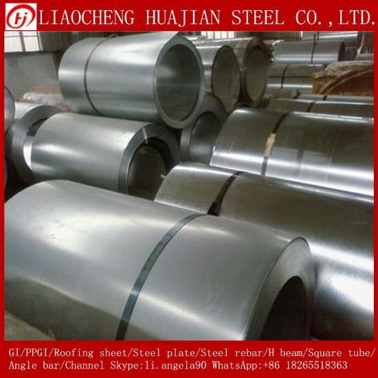 Regular Spangle Gl Galvalume Steel Coil For Door