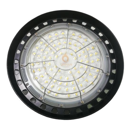 IP65 Industrial Pendant Lamp UFO High Bay Light for Warehouse Workshop Lighting Highbay Light LED 100W 150W 200W 250W