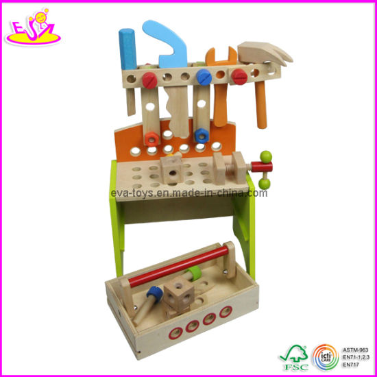 Phenomenal China Wooden Diy Tool Toy Bench For Kids With Accessories Creativecarmelina Interior Chair Design Creativecarmelinacom
