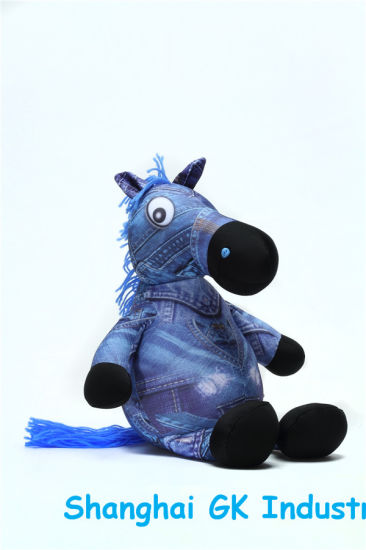 Blue Horse Toy Microbeads Horse Toy pictures & photos