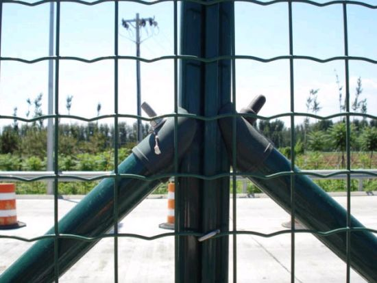 Welded wire mesh and fence Galvanized After Weld (GAW) strong and durable