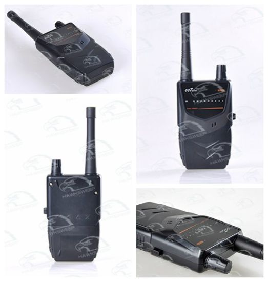 Portable Wireless Bug Signal Detector Hs-007 Mini