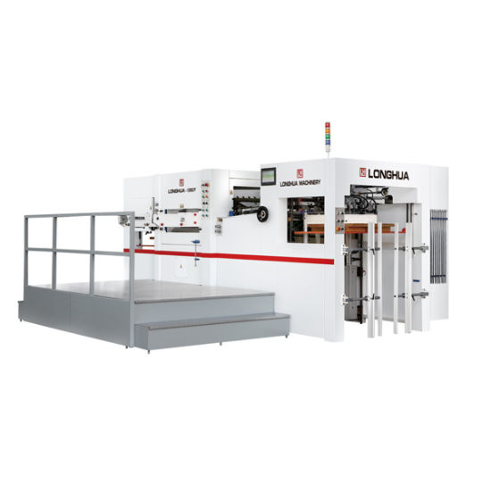 Automatic Heated Platen Die Cutting Machine
