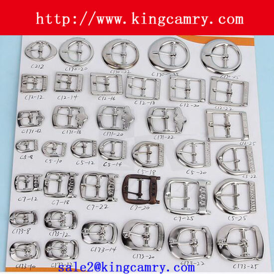 Metal Clothing and Bag Buckle/Pin Shoe Buckle /Decorative Buckle/Shoe Buckle/Pin Buckle pictures & photos