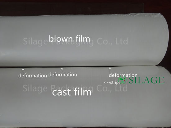 Best Made in China 500mm Bale Wrap Film for Korea pictures & photos