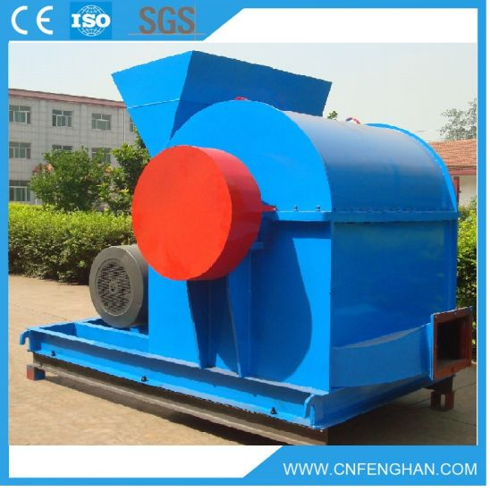 7-9t/H CF-1500 Wood Crusher Wood Hammer Mill pictures & photos