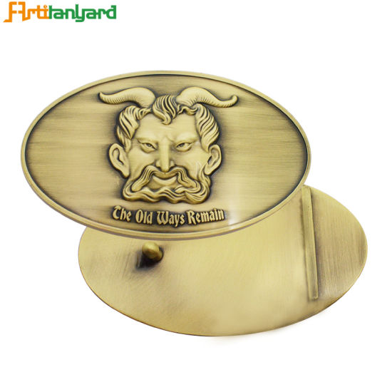 High Quanlity Customized Metal Belt Buckle