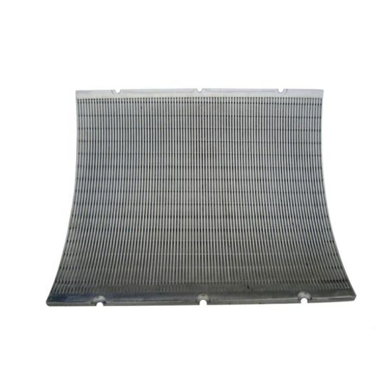 Stainless Steel Wedge Wire Panel /Sieve Bend Screen