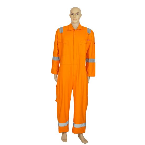 Manufactory Price Safety Tc 100% Cotton Polyester Coverall Workwear