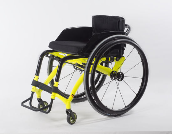 Ce Approved Carbon Fiber Sport Wheelchair