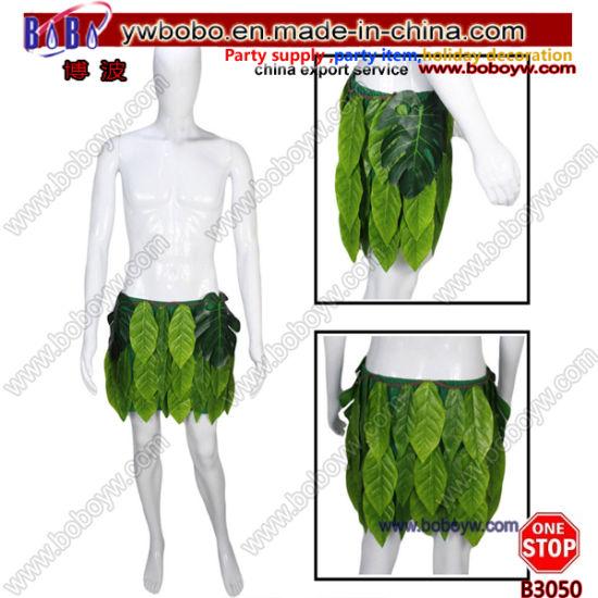 Hawaiian Hula Skirt Adult Womens Smiffys Fancy Dress Costume Accessory
