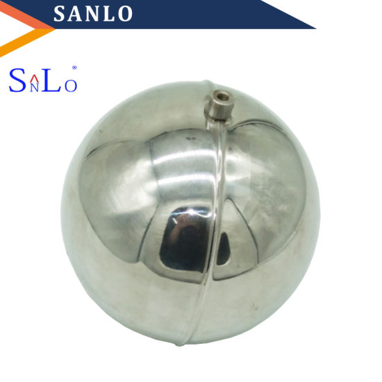 Bright Face with Snap Ring Float Ball