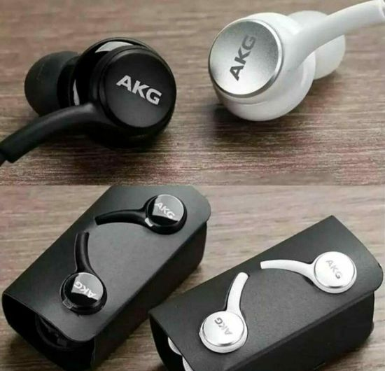 China Akg Earphones For Samsung Galaxy S10 S9 S8 Note 9 Headphones China Earphones And Headphone Price