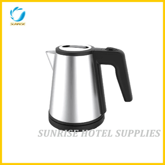 New Arrival 0.6L Stainless Steel Electric Ketttle for Hotel