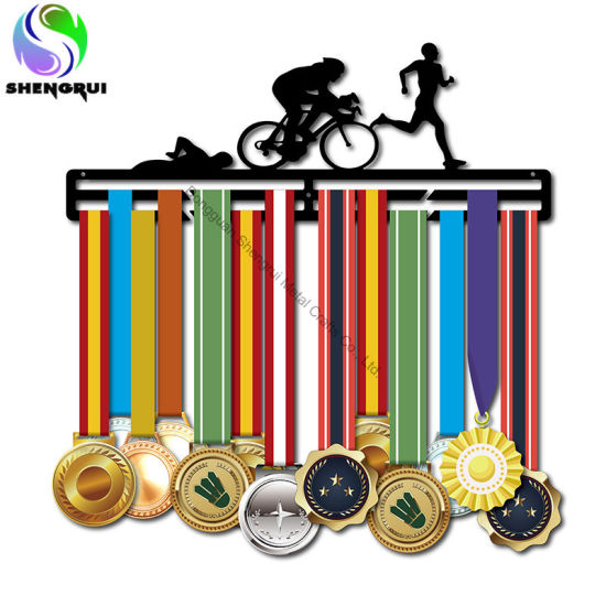 Triathlon Medal Hanger Sport Medal Display Hanger