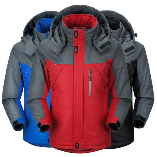 Down Coat High Quality Male Waterproof Jacke