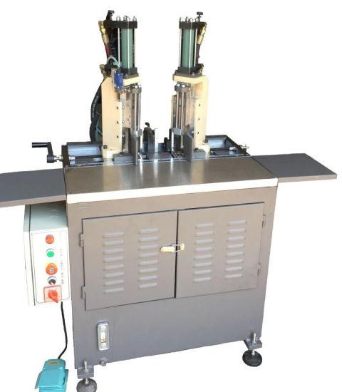 China Round Corner Cutting Machine For