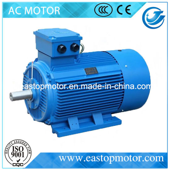 Ie4 Series High Efficiency Pmsm Motor with Saving Energy pictures & photos