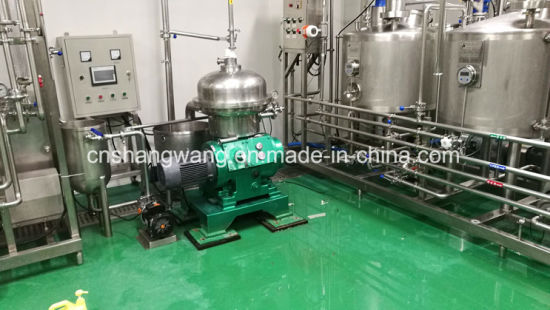 High Quality Greek Yogurt/Concentrate Yogurt Production Line pictures & photos