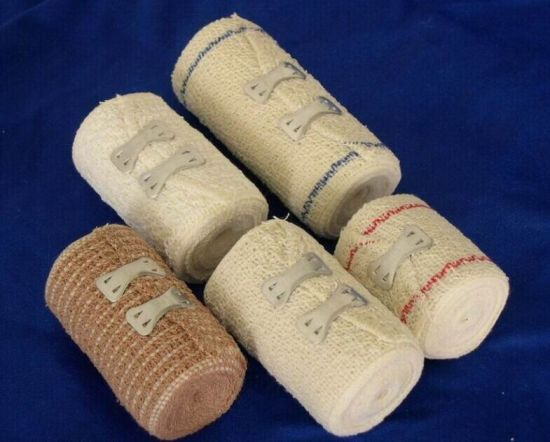 Disposable Surgical Spandex Elastic Bandage pictures & photos