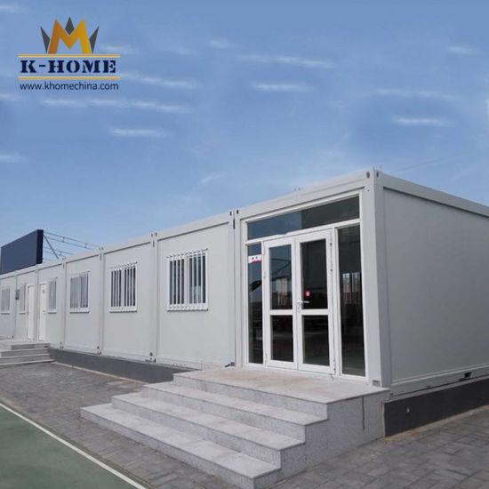 One Floor Temporary Container Office Meeting Room