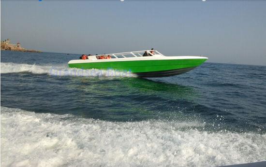 30seats Fiberglass Speed Passenger Ferry /Passenger Boat