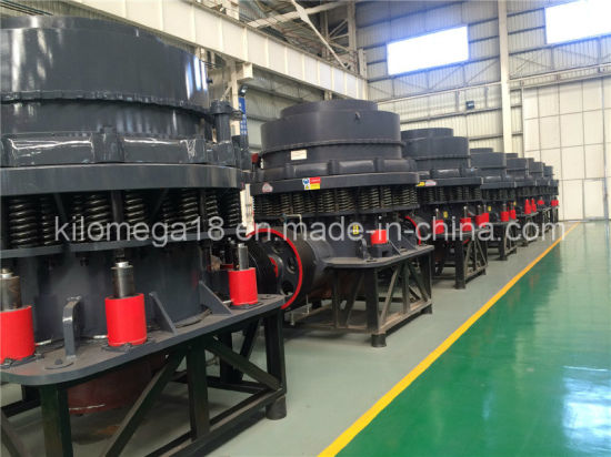 New Cone Crusher with Big Capacity for Sale pictures & photos