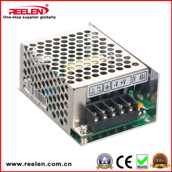 China 5V 5A 25W Miniature Switching Power Supply Ce RoHS
