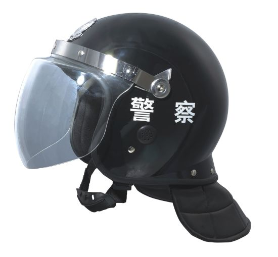 High Impact Resistance Police Military Anti Riot Helmet pictures & photos