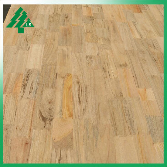 China Finger Jiont Camphor Wood Veneer Mdf Panel For Home
