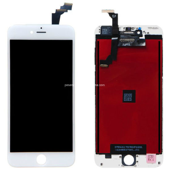 Mobile Phone Touch Screen for iPhone 6 LCD Screen Assembly pictures & photos