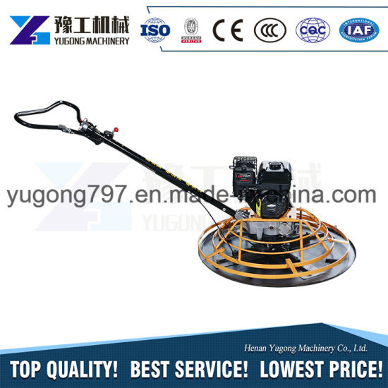 High Quality Walk Behind Power Trowel Machine for Sale