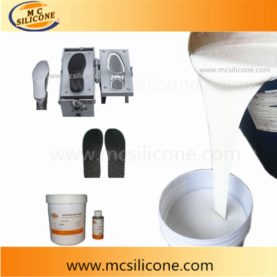 China Liquid Silicone Rubber for Shoes Outsole Molds Making