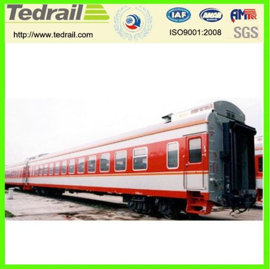 High Speed and High Configuration Railway Passenger Coach