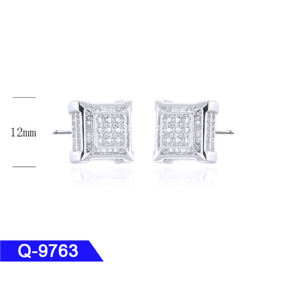 55e0712cfdcba China Wholesale New Arrival Hip Hop Jewelry 925 Sterling Silver ...