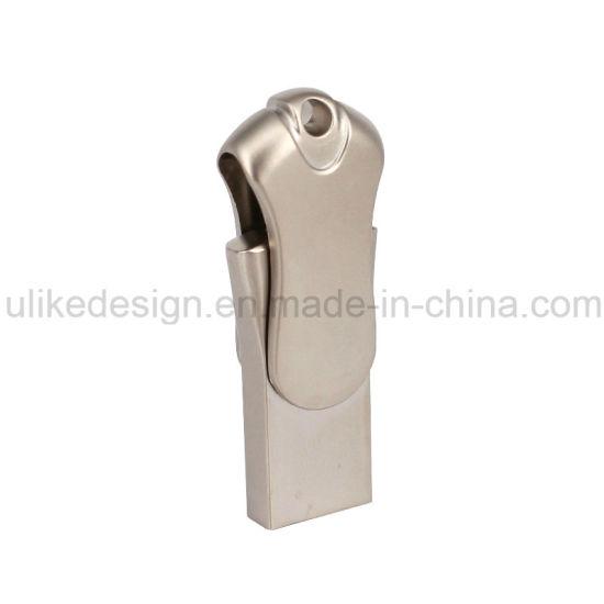 Promotional Metal USB Flash Drive USB Memory Stick Pendrives Pen Drive 32GB