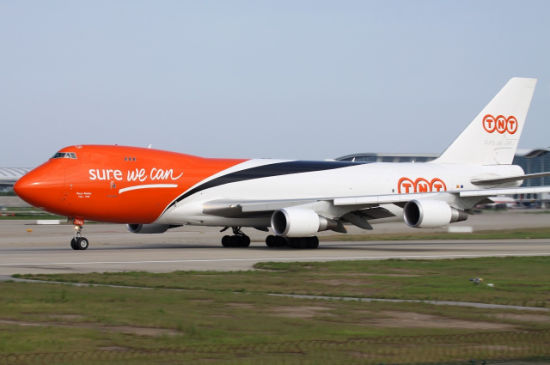 TNT Express TNT Courier Service TNT Shipping to Europe pictures & photos