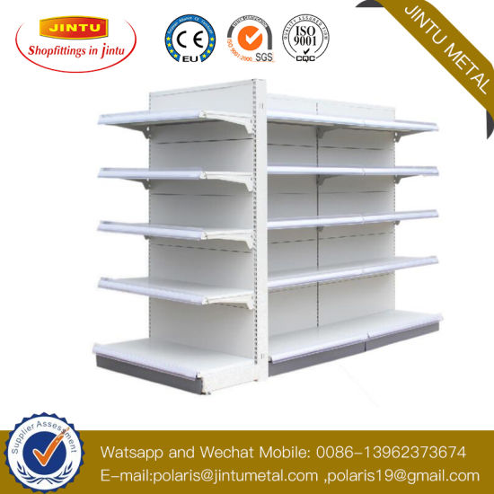 Supermarket and Retail Shop Anti-Theft Display Store Shelf Supermarket Rack