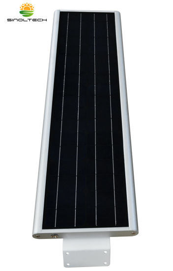 All in One 40W LED Integrated Lampara Solar  (SNSTY-240) pictures & photos