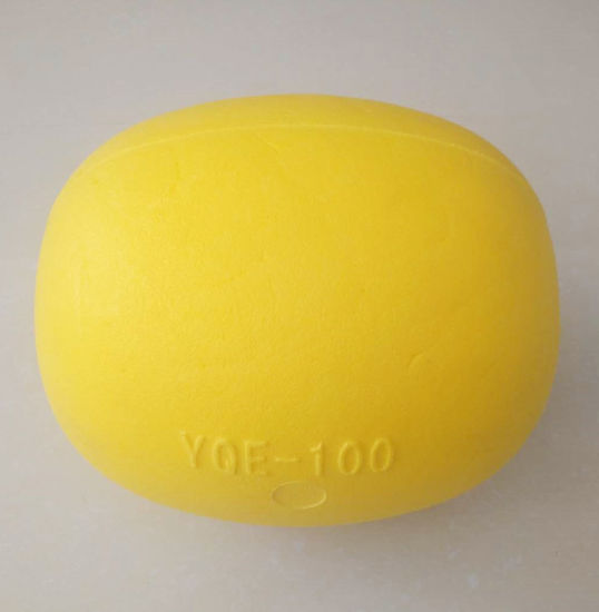 YQE-100 Yellow Color EVA Foam Fishing Floats for Fishing Tackle