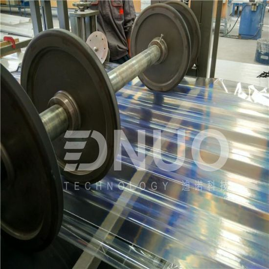 Dnuo FRP Fiberglass Roofing Sheet Making Machine with Best Quality