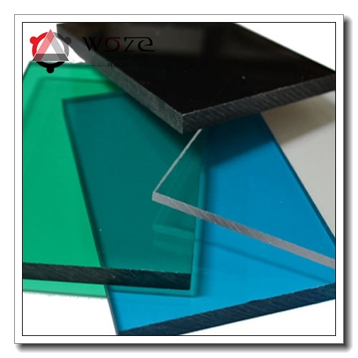 Plastic Sheet for Roof 4mm Plastic Sheet Acrylic Sheet Price UV Plastic Sheet pictures & photos