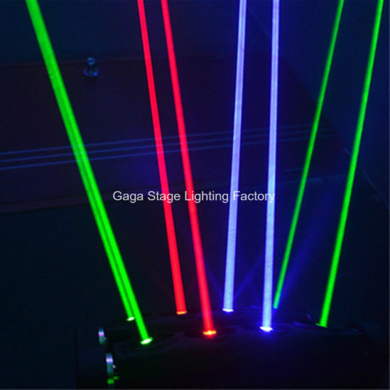 8 Lens Laser Spider Laser Wide Beam Moving Head pictures & photos