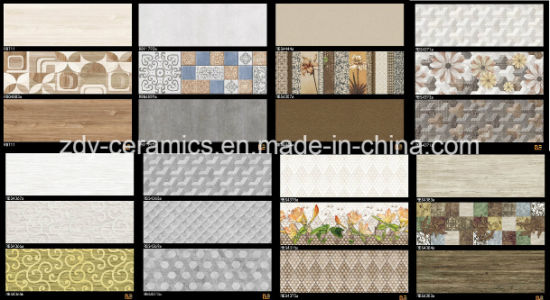 Pink Colour Ceramics Tile Wall Tile Building Material pictures & photos