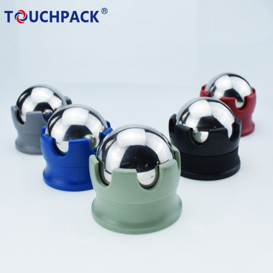 304 Stainless Steel Massage Roller Ball Manual Fitness Balls pictures & photos