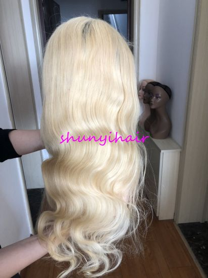 4/613 Body Wave 360 Lace Wig Top Quality Pre Plucked Hair Wholesale Price pictures & photos