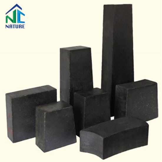 MGO-Carbon Brick Magnesia Carbon Brick for Eaf Lininging pictures & photos