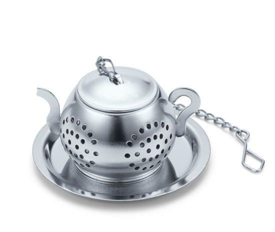 Best Selling Tea Pot Type Tea Infuser pictures & photos