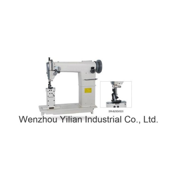 810 Single Needle High Postbed Sewing Machine for Shoes Sewing
